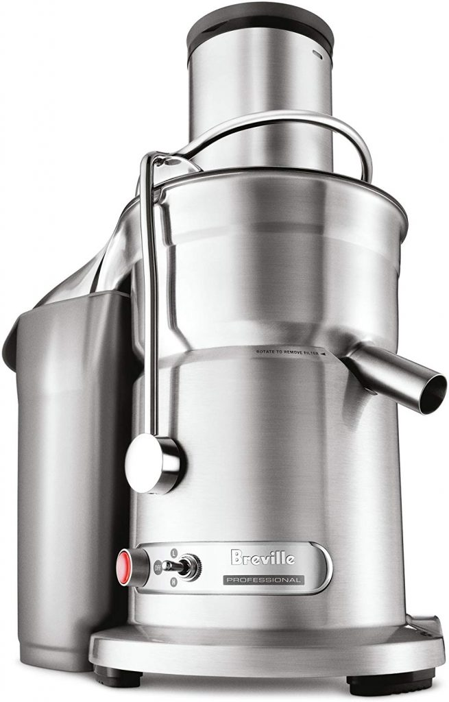 Breville 800JEXL Juice Fountain Elite Extractor